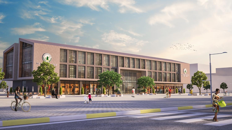 Daday Belediyesi Hizmet Binası