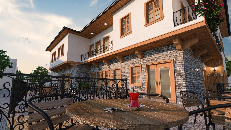 Kozluca Köy Kültür Evi