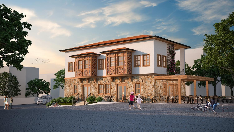 Söğütalan Köy Kültür Evi