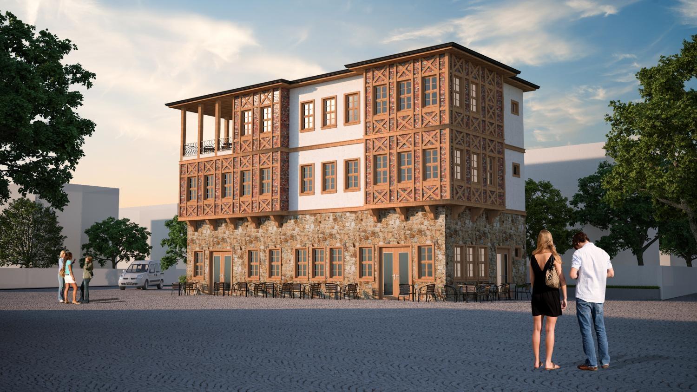 Üreğil Köy Kültür Evi